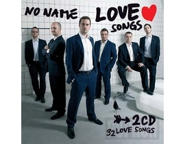 No Name - Love Songs, 2CD