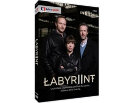 Labyrint II., DVD Tv seriál