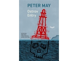 Peter May - Ostrov Entry, KNIHA
