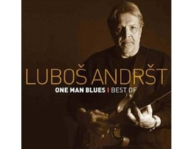 Luboš Andršt - One man blues (best of), CD