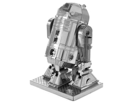 METAL EARTH 3D puzzle Star Wars: R2-D2
