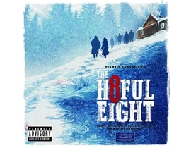 Soundtrack - The Hateful Eight (Osm hrozných), CD