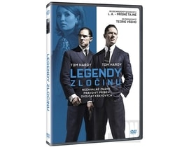 Legendy zločinu, DVD