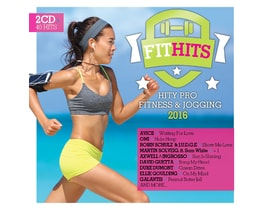 Různí - FIT HITS 2016, 2 CD