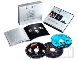 Queen - The Platinum Collection,3CD