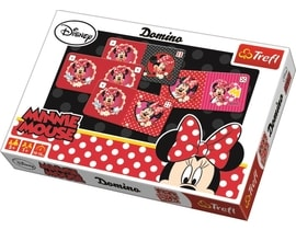 Trefl Domino Minnie Mouse