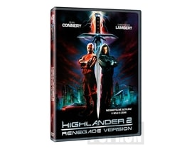 Highlander 2 - Renegade Version, DVD