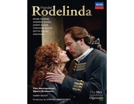 Reneé Fleming - Fridrich Georg Haendel - Rodelinda, DVD