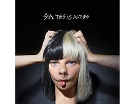 SIA - This Is Acting, CD