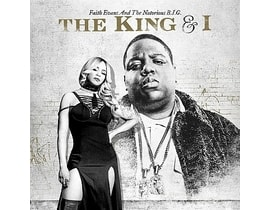 Evans, Faith And The Notorious Big  The King & I, CD