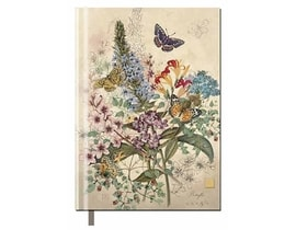 Zápisník Bug Art Botanical Butterflies A6