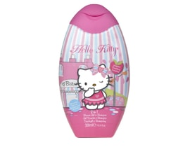 Šampón a sprchový gel 300 ml Hello Kitty