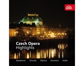 Různí - Czech Opera Highlights, CD