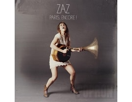 Zaz - Paris, Encore!, CD+DVD
