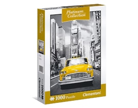Puzzle Platinum 1000,New York taxi