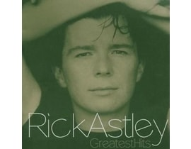 Rick Astley - Greatest Hits, CD
