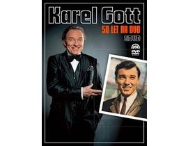 Karel Gott - 50 let na DVD, 5 DVD