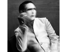 Marilyn Manson - The Pale Emperor, CD
