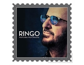 Ringo Starr - Postcards From Paradise, CD