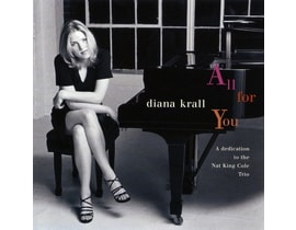 Krall Diana - All For You, CD