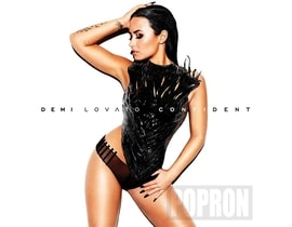 Demi Lovato - Confident, CD