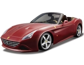 Bburago Ferrari California T (Open Top) 1:24 Ferrari Race&Play