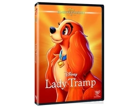Lady a Tramp DE - Edice Disney, DVD