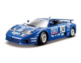 Bburago Bugatti EB 110 Super Sport (1994 Race) 1:18 PLUS