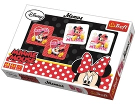 Trefl Pexeso Minnie Mouse