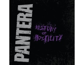 Pantera - History Of Hostility, CD