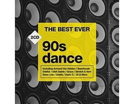 Různí - The Best Ever 90s Dance, CD