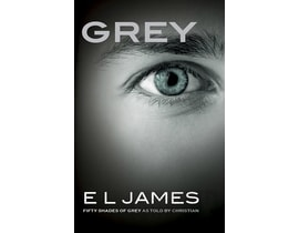 E. L. James - Grey, KNIHA