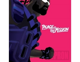 Major Lazer - Peace Is The Mission, CD