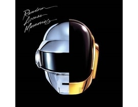 Daft Punk - Random Access Memories, CD