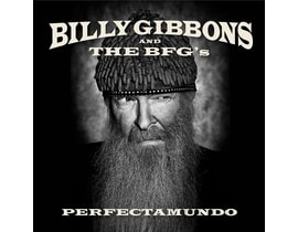 Billy Gibbons & The Bfg´s - Perfectamundo, CD