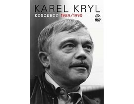 Karel Kryl - Koncerty 1989/1990, DVD