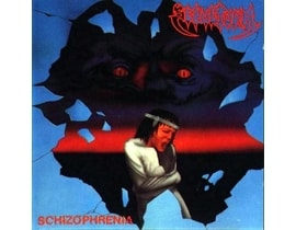 Sepultura - Schizophrenia, CD