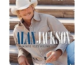 Alan Jackson - Greatest Hits Vol.2 , CD