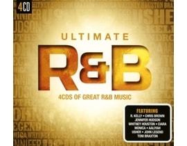 Různí - Ultimate... R&B, 4CD