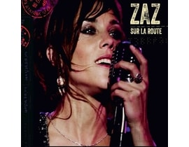 Zaz - Sur La Route, CD+DVD
