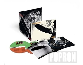 Led Zeppelin - I (Deluxe Edition), CD-DIGIPACK