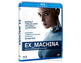 Ex Machina, DVD