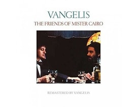Jon & Vangelis The Friends Of Mister Cairo, CD
