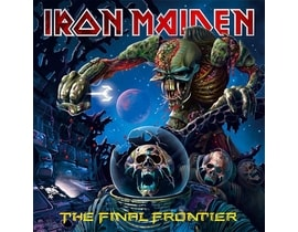 Iron Maiden - The Final Frontier, CD