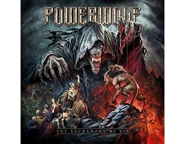 Powerwolf : Sacrament Of Sin