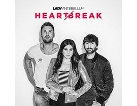 Lady Antebellum  Heart Break, CD