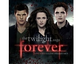 Soundtrack - The Twilight Saga Forever - Love Songs, 2CD