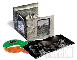 Led Zeppelin - IV (Deluxe Edition), CD-DIGIPACK