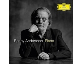 Andersson Benny : Piano, CD