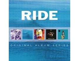 Ride - Original Album Series, CD